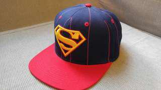 100%正版Six Flags Superman Cap帽