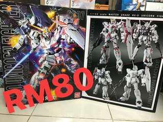 Daban Gundam Unicorn Ova