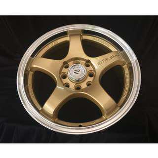 RAXER WHEELS  GTR-05