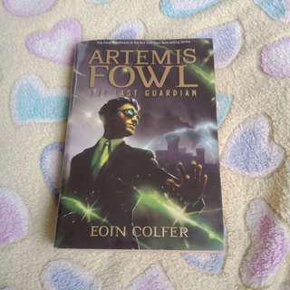 2pcs. Set Artemis Fowl Novel