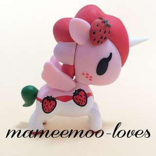 Tokidoki Unicorno Series 4 Ruby Strawberry