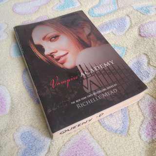 2pcs. Set Vampire Academy Book Novel Series