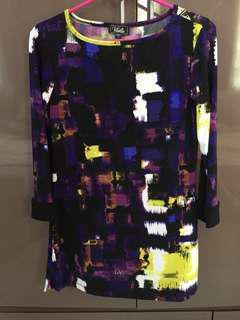 Long Blouse/Mini Dress