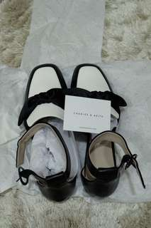 Charles and Keith Mules