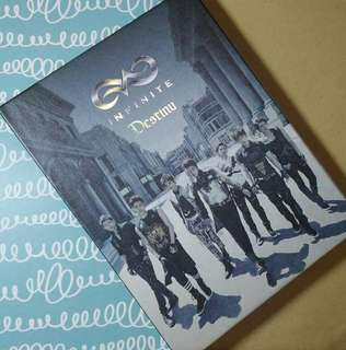 INFINITE Album Destiny
