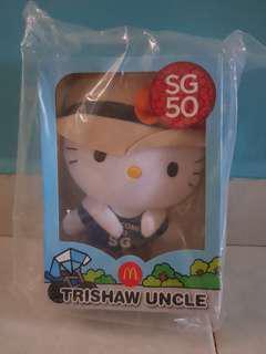 🚚 McDonald's Hello Kitty SG50 Trishaw Uncle