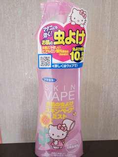 日本 清新 防蚊水(開學必備)