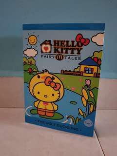 🚚 Hello Kitty Fairy Tales Macdonald's Ugly Duckling