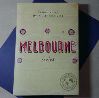 NOVEL MELBOURNE Winna Effendi