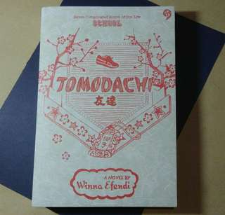 NOVEL TOMODACHI Winna Effendi