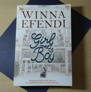 NOVEL GIRL MEETS BOY Winna Effendi