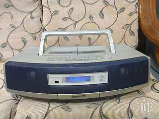 Panasonic手提CD音響