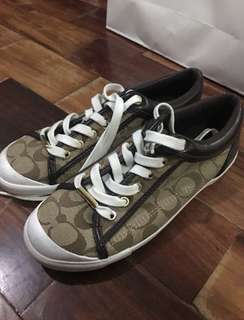Brand New Coach Sneakers
