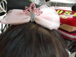 Bows, lace, softband,clips