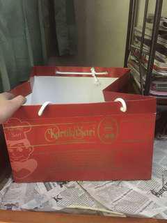 Paper Bag Kue Ulang Tahun Kartika Sari Kemasan Packaging