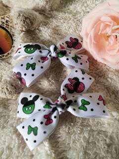 Handmade Bows, lace, softband,clips