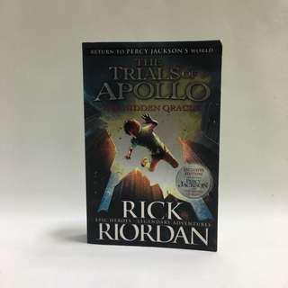 The Trials of Apollo : The Hidden Oracle - Rick Riordan