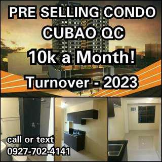 Condo for sale Cubao