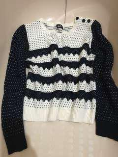 Repriced❗️Dotti Knitted Sweater