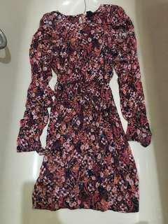 Repriced❗️H&M Ruffled Dress