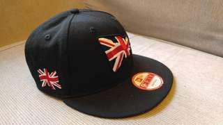 100%正版New era England 英國 Cap帽