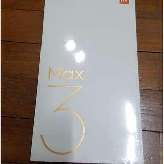 Xiaomi Mi Max 3 4GB 64GB BNIB sealed brand new