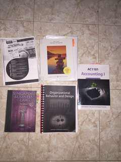 Nbs year 1 textbooks