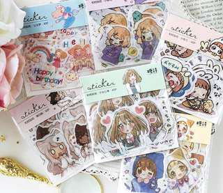 (PO) Sweet Girls 2 Stickers