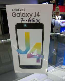 Samsung J4 Promo free 1x angsuran