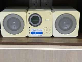 Philips Music Cube