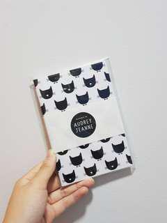 cat notebook!