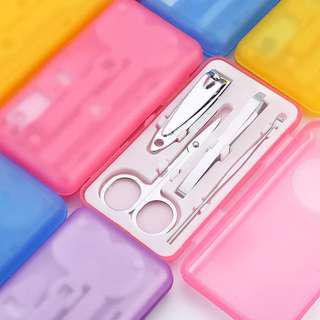 Manicure Set Doorgift Berkat (4pcs set)