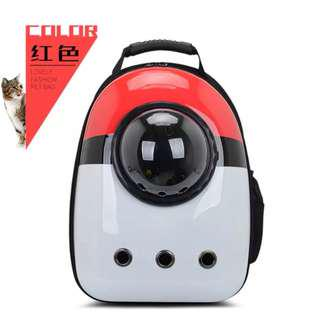 Pokemon Backpack - Pet Carrier - Cat Carrier FREE TOYS WORTH $5