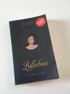 (signed) Lullabies by Lang Leav