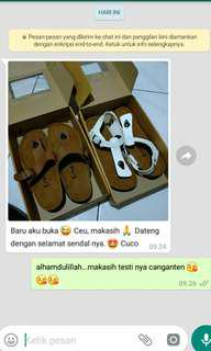 real testi dari customer