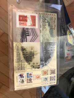 香港經典郵票系列第十輯