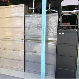 Steel File Cabinet Assorted Style Brand New Units