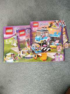 ALL FOR $50!! Lego friends 6-12