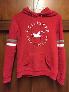 Hollister Red 1922 Jumper