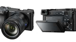 Camera sony A6000 kredit proses cepat