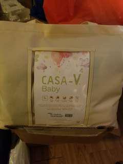Casa V baby 5A 小童天然大豆被