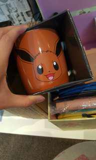 Pokemon Eve coffee mug