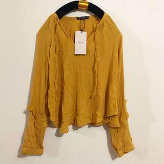 BNWT Stradivarius top