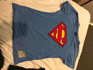 DC Comics Superman shirt
