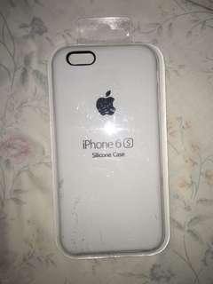 White iPhone6 Apple Phone Case