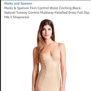 Marks & Spencer Firm Control Waist