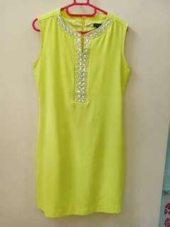 Moscato Neon Dress
