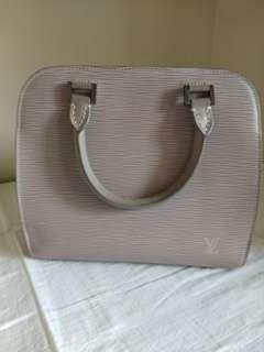 LV Purple Speedy Bag ( Mirror Quality )