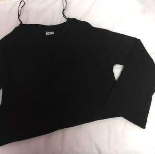 [FREE 📮] H&M Long Sleeve Crop