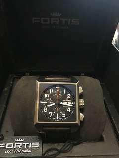 Fortis Square Chronograph automatic watch